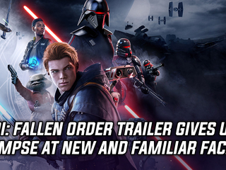 Jedi: Fallen Order trailer gives us a glimpse at new and familiar faces, and more Gaming news