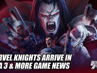 Marvel Knights Arrive In Marvel Ultimate Alliance 3 & More Game News