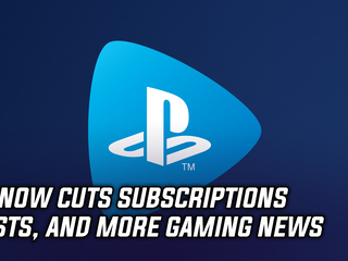 PS Now cuts its subscription costs, and more Gaming news