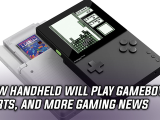 Analogue Pocket will play Gameboy cartridges, and more Gaming news