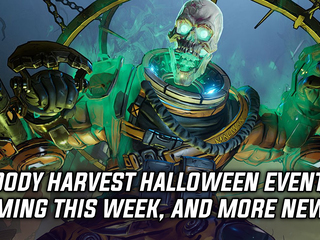 Borderlands 3 is celebrating Halloween with 'Bloody Harvest,' and more Gaming news