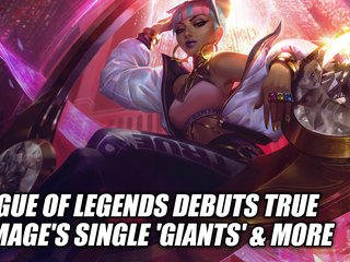 League of Legends Debuts True Damage's Single 'GIANTS'