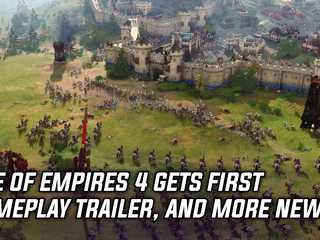 Age of Empires 4 gets first gameplay trailer, and more Gaming news