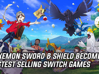 Pokemon Sword & Shield become fastest-selling Switch games, and more Gaming news
