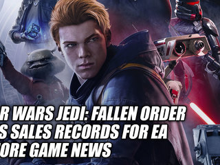 Star Wars Jedi: Fallen Order Sets Sales Records For EA & More Game News