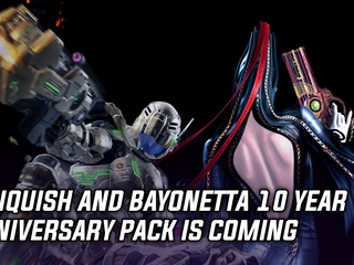 Bayonetta and Vanquish are getting 10-year anniversary packs, and more Gaming news