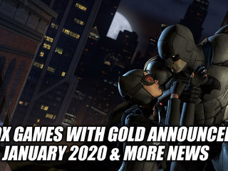 Xbox Games With Gold Announced For January 2020 & More News