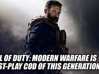 Call of Duty: Modern Warfare Is Most-Play CoD Of This Generation