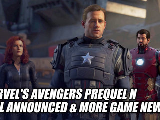 Marvel's Avengers Prequel Novel Announced & More Game News