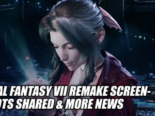 Final Fantasy VII Remake Screenshots Shared