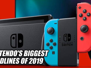 Nintendo's Biggest Headlines Of 2019