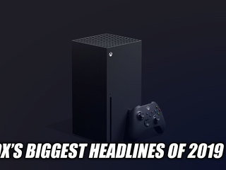 Xbox's Biggest Headlines Of 2019
