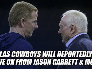 Dallas Cowboys Will Reportedly Move On From Jason Garrett