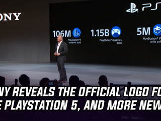 Sony revealed the official logo for the next-gen PlayStation 5, and more Gaming news