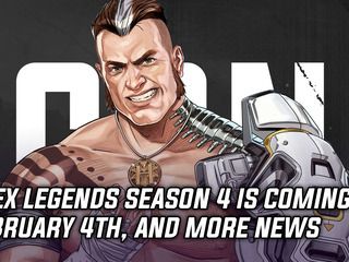 Apex Legends' Season 4 will begin on February 4, 2020, and more Gaming news