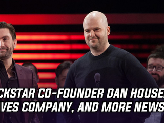 Rockstar's co-founder Dan Houser announces departure, and more Gaming news