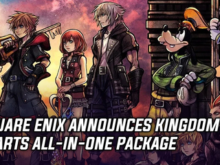Square Enix announced Kingdom Hearts: All in One package, and more Gaming news