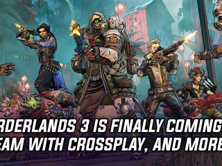 Borderlands 3 coming to Steam with cross-play, and more Gaming news