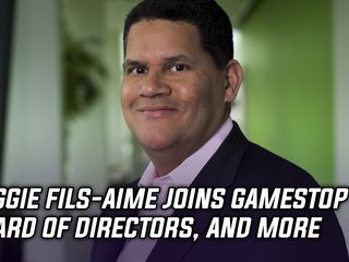 Reggie Fils-Aime joins Gamestop's board of directors, and more Gaming news