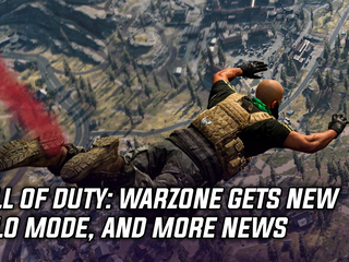 Call of Duty: Warzone gets new Solo Mode, and more Gaming news
