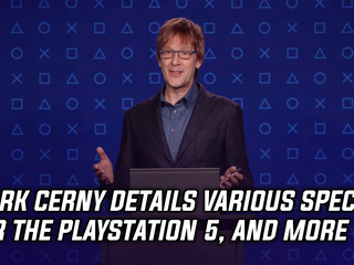 Sony talks about PlayStation 5 specs, and more Gaming news