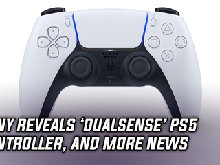 Sony has revealed the design and features of the PS5 controller, and more Gaming news