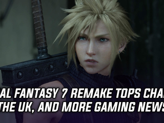 Final Fantasy 7 Remake tops the charts in the UK, and more Gaming news
