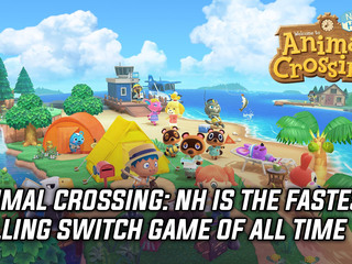 Animal Crossing: New Horizons is fastest selling Switch game of all time, and more Gaming news