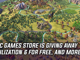Epic Games Store is giving away Civilization 6 for free, and more Gaming news