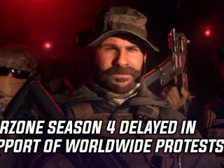 Warzone's 4th Season delayed in support of worldwide protests, and more Gaming news