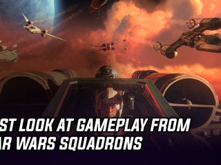 EA Play features a more in-depth look at gameplay for Star Wars Squadrons