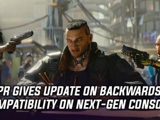 CDPR gives update on Cyberpunk 2077 next-gen support