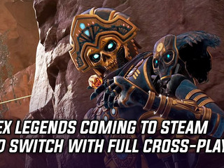 Apex Legends coming to Steam and Switch with full cross-play this Fall