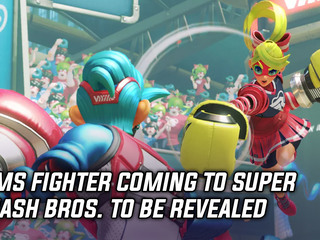 New Super Smash Bros. character reveal coming June 22nd