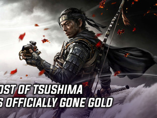 Ghost of Tsushima officially gone Gold according to Sucker Punch