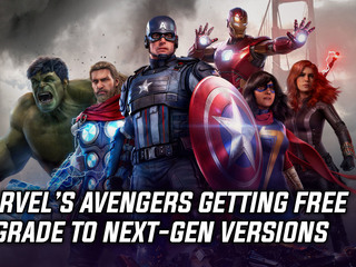 Marvel's Avengers will get free next-gen upgrades this Holiday season