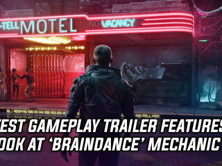 Night City Wire introduces us to new feature called 'Braindance'