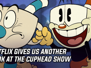 Netflix shares new trailer for the upcoming Cuphead Show