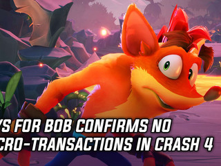 Crash Bandicoot 4: It's About Time will not have any microtransactions