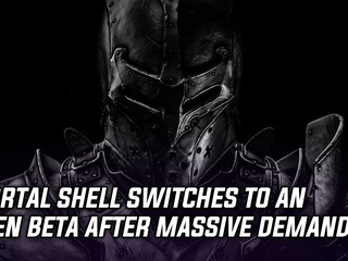 Mortal Shell switches to an open beta after massive demand