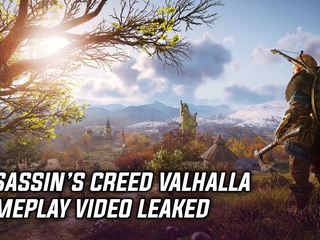 30 minute Assassin's Creed Valhalla gameplay video leaks