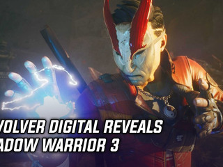 Devolver Digital reveals Shadow Warrior 3