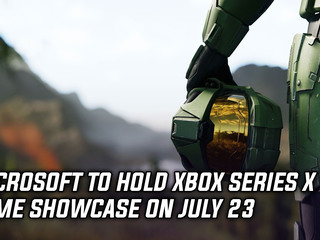 Microsoft to hold Xbox Series X games showcase on July 23