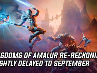 Kingdoms of Amalur: Re-Reckoning slightly delayed to September