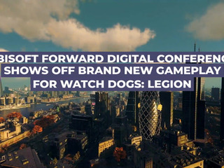 Ubisoft Details Watch Dogs: Legion Features
