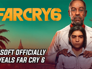 Ubisoft officially announces Far Cry 6