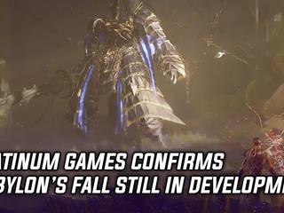 Babylon's Fall still development according to Platinum Games