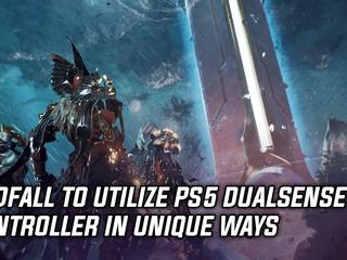 Godfall to utilize Dualsense Controller in unique ways