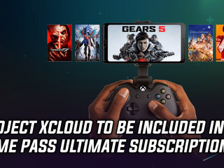 Project xCloud will be free for Game Pass Ultimate subscribers