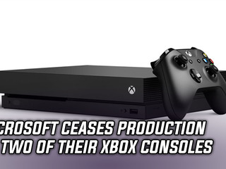 Microsoft ceases production on Xbox One X and S All-Digital edition